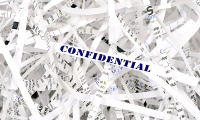 How to maintain your company information confidential