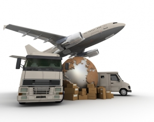 Air and road transportation